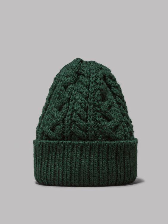 Beams Plus Cable Cap (Dark Green)