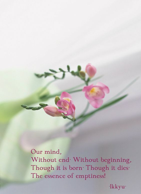 Draw & Wings. - Our mind, without end - without beginning. Though...