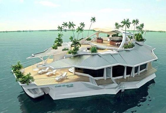 Austin The Epicenter Of Cool Rat Pack Pinterest - Awesome floating house shore vista boat dock by bercy chen studio