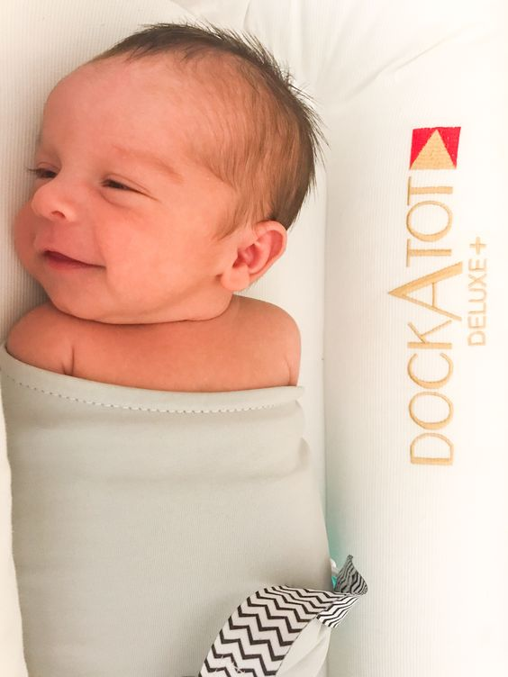 DockATot Sleep Lounger Review. Pin now, read later.