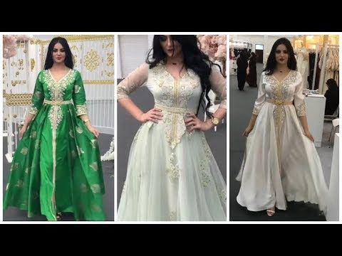 أروع موديلات قفطان مغربي عصري Best Caftan Marocain Youtube Formal Dresses Long Dresses Formal Dresses