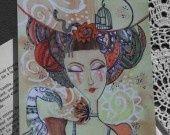 carte postale édition limitée : Cartes par fybulle