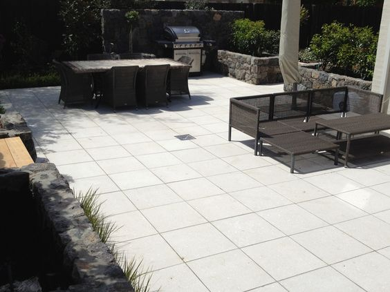 modern paved courtyard - Google Search