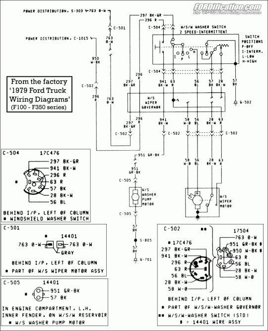 2001 Ford Ranger 4x4 Switch Wiring