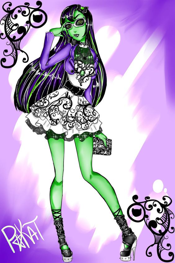 Sabrina Witch Fashion Single by PersephoneKat on DeviantArt