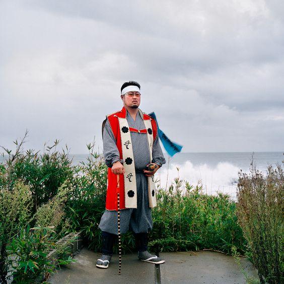 Fukushima Samurai - The Story Of Identity, by Noriko Takasugi - k che wei matt