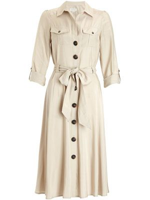 40's 50's style shirtwaister dress. Perfect for this summer
