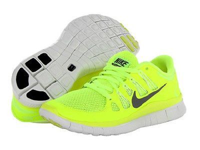 new style f223c 3f264 nike free 5.0 neon yellow