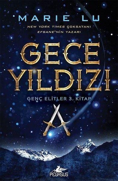 Gece Yıldızı: Genç Elitler 3. Kitap