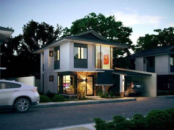 gambar rumah sederhana tapi elegan yang unik rumah asik