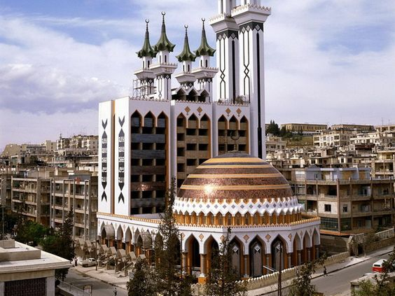 Rahman Mosque, Syria