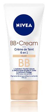 BB cream clair Nivéa.