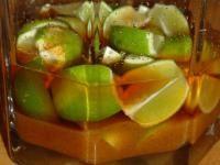 Rezept Die beste Caipirinha Bowle von maja712 - Rezept der Kategorie Getränke