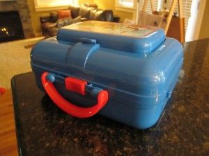 The Suitcase – A Solution for Picky Eaters from Carrots Are Orange