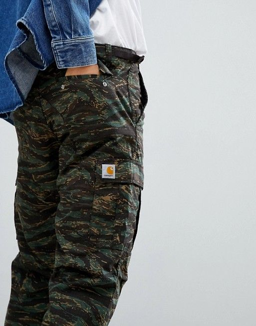 Men/'s Carhartt Dungaree Signature Work Jeans Pants Original Fit mc