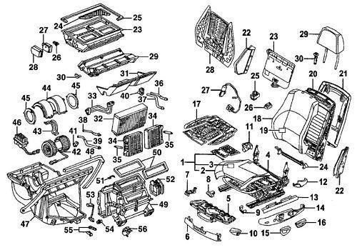 Mercedes Ml320 Ml350 Ml500 Ml550 2006 2010 Parts Manual Chevrolet Astro Astro Van Chevrolet Cavalier