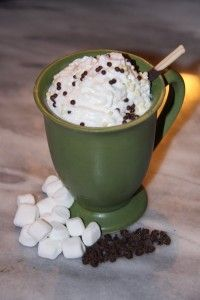 Super simple Homemade Hot Chocolate + gift packaging idea so you can give as a gift.