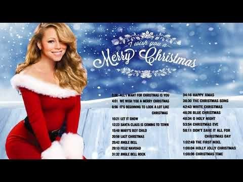 Christmas Songs Best Christmas Songs Mariah Carey Christmas Song Merry Christmas Song