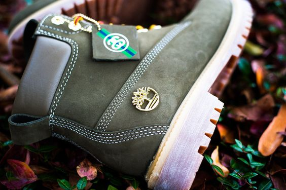 "Stussy x Timberland 6 Inch Boot ""Olive"" (Detailed Photos)"