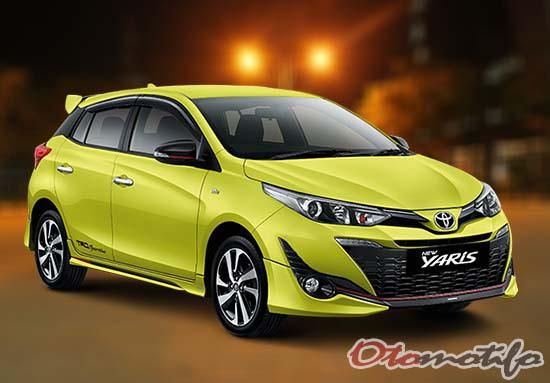 Harga Toyota Yaris 2020 Tipe Manual Matic Trd Sportivo Otomotifo Mobil Toyota Modifikasi Mobil