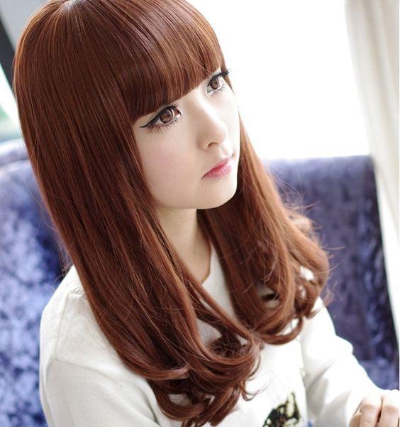 Peluca para chicas, de 4.08 euros http://item.taobao.com/item.htm?spm=a230r.1.14.370.wvlkU5&id=26948972382&_u=tkiv66tbfb7 si queria comprar, pegar el link en newbuybay.com para hacer pedidos.