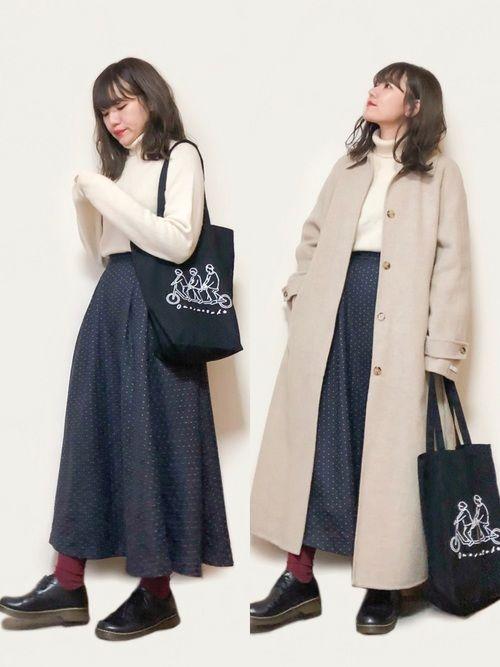 かほこ I Sookのその他アウターを使ったコーディネート Wear ファッション アウター ロングコート