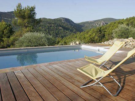 La piscine de la location de vacances Villa à Belgentier ,Var - photo 7186 Crédits Maison en Provence (TM) / Le propriétaire
