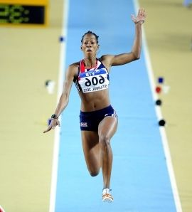 Shara Proctor - Athletics. Long Jump.