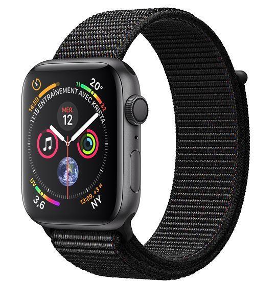 Acheter L Apple Watch Series 5 Apple Watch Montre Connectee Accessoires Ipad