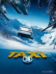 Quái Xế Taxi 3 - HD