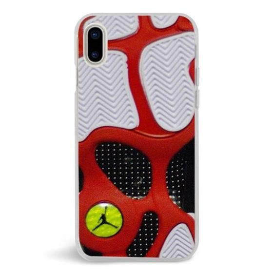 Nike Air Jordan Red Wallpaper Cover Phone Cases iPhone and Galaxy Case