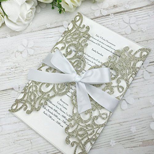 Pin On Customized Wedding Invitations From Amazon