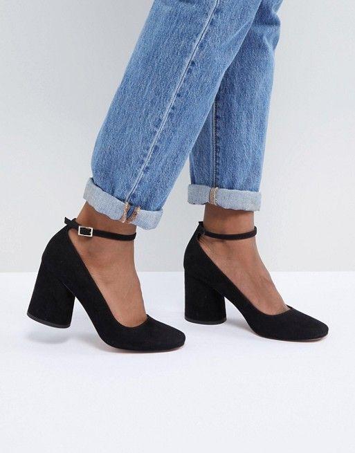 ASOS | ASOS DESIGN Shortbread Heels