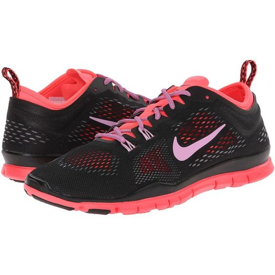 Nike Free 5.0 TR Fit 4 (Black/Hyper Punch/Cool Grey/Light