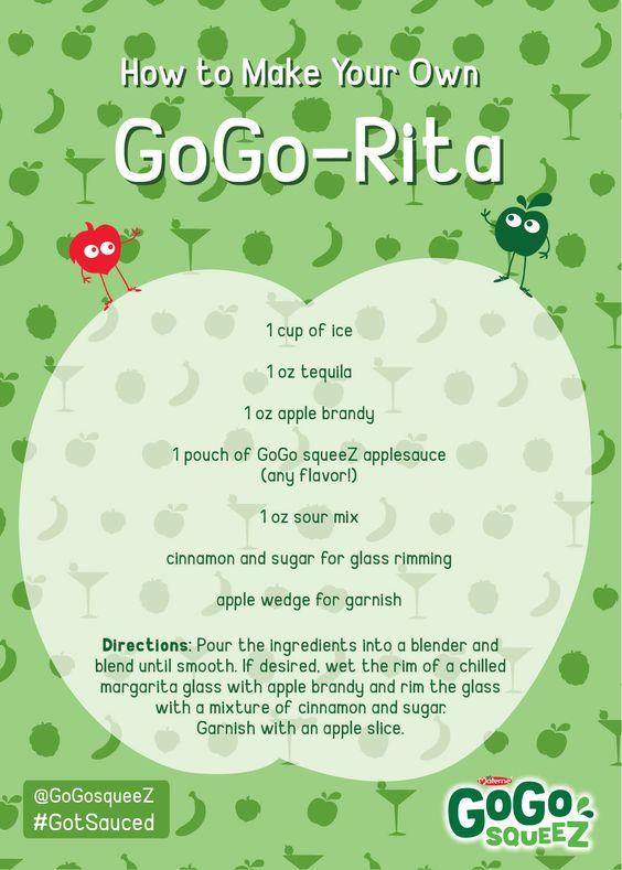 GoGo-Rita recipe