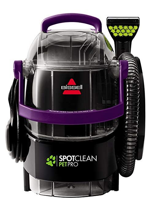 Bissell Little Green Proheat Pet Deluxe Carpet Cleaner Reviews