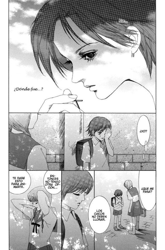 Fetish manga capitulos 1 en Español Página 33