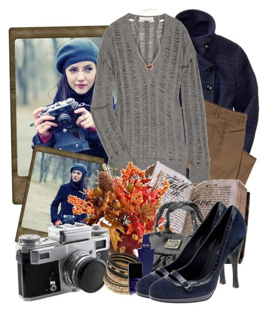 """""""FALL in love."""" by pretty-odd ❤ liked on Polyvore"""