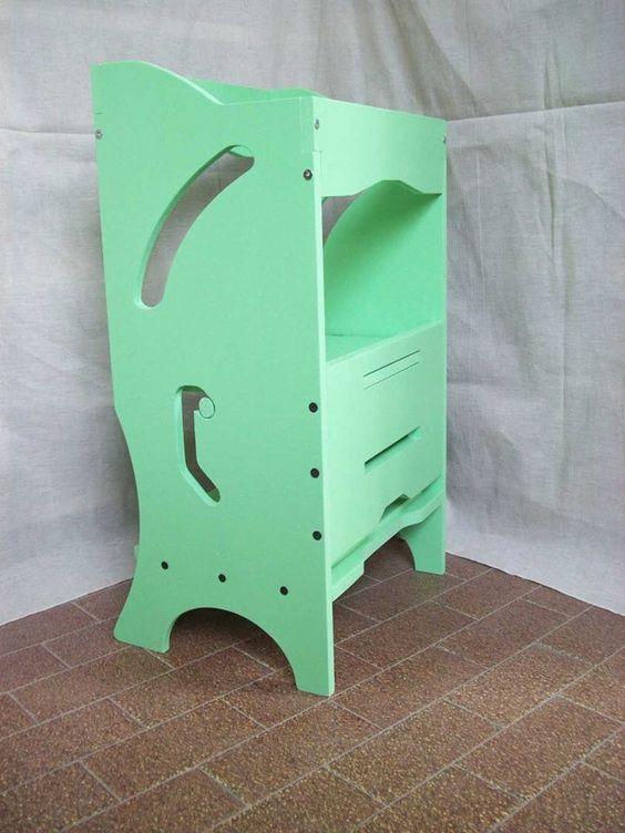 Malerbart mobili montessoriani artigianali for Mobili montessori