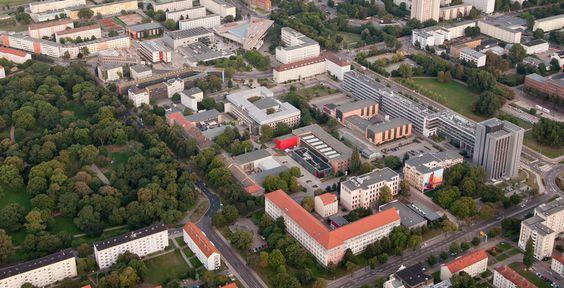 Otto-von-Guericke-Universität Magdeburg - Magdeburg - Sachsen-Anhalt