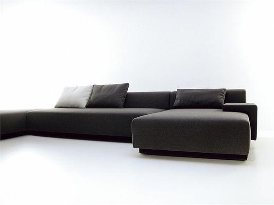 Modular sofa, Sofas and Design on Pinterest