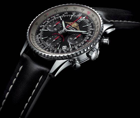 La Cote des Montres : La montre Breitling Navitimer AOPA - Le retour d'une légende