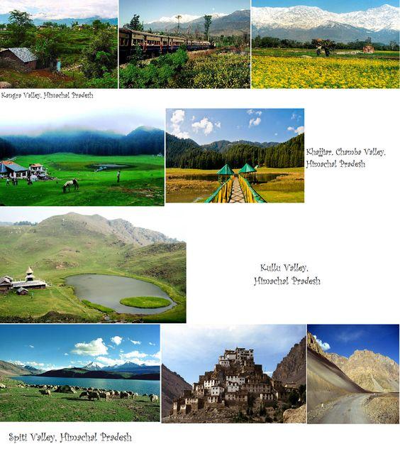 Himachal Pradesh's Valleys, India