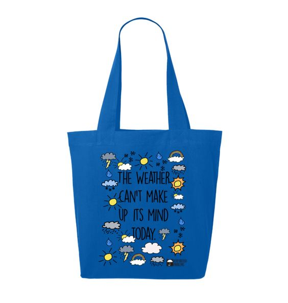 Yesterday on a Tote Bag...
