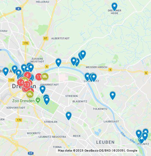 dresden interaktive karte MoM Dresden ist eine interaktive Karte für Handy und PC