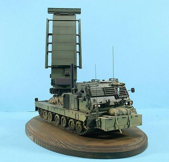 OVP :: Läser ämne - Mina 1/35 skala modeller - Militär tema