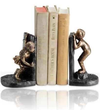 Unique Bookends This Is A Fantastic Pair Of Bookends