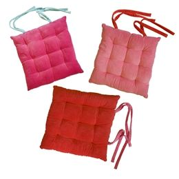 Pink Seat Cushion For Stools Dining Room Pinterest Seat Cushions Cushi