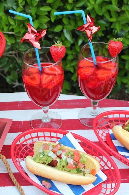Simple Labor Day Party Ideas - Giggles Galore