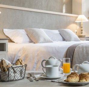 Un #hotel #romantique en #Bretagne ? Relais du Silence Hôtel de l'Abbaye, Le Tronchet